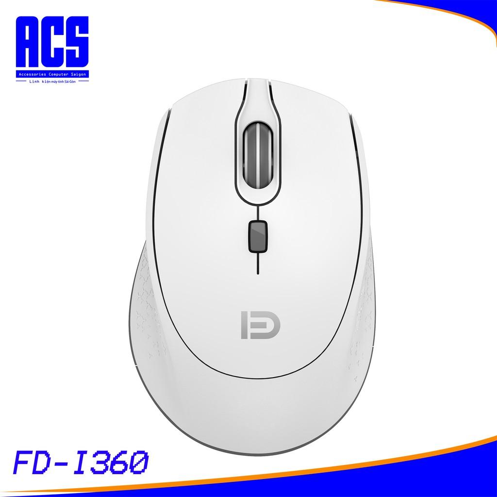 Chuột không dây Forder FD - i360 ( Mouse Wireless FD - i360 )- BH 24 tháng 1 đổi 1