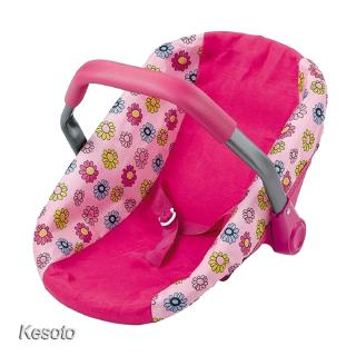 Multifunctional Doll Car Seat Doll Carrier For 16inch Reborn Doll Kids Toys