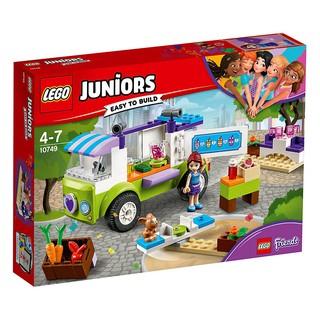 Cửa Hàng Lưu Động Của Mia LEGO Juniors 10749 (115 Chi Tiết)