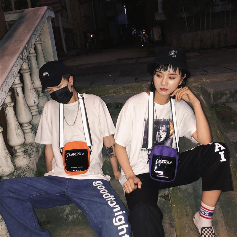 Túi đeo chéo chống nước thiết kế nhỏ gọn tiện lợi cho nam và nữ