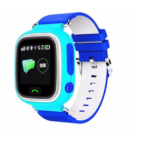 Đồng hồ thông minh cho trẻ có định vị thế hệ thứ 4 SMARTKID Q90 theo dõi trẻ từ xa gọi điện thoại, đồng hồ định vị