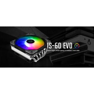 IS-60 EVO ARGB Id-cooling tản nhiệt cho hệ thống ITX