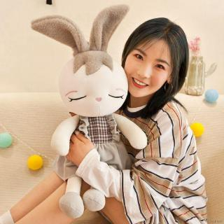 Cartoon Rabbit Plush Toy Stuffed Soft Lovely Animal Appease Toys Christmas Gift For Kids