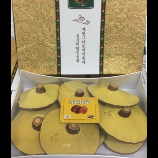Nấm linh chi cao cấp hàn quốc hộp 1kg
