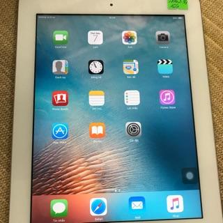 iPad 2 sài wifi 3G – 16G màu trắng