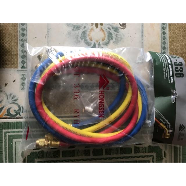 Bộ dây đo gas hongsen HS-336