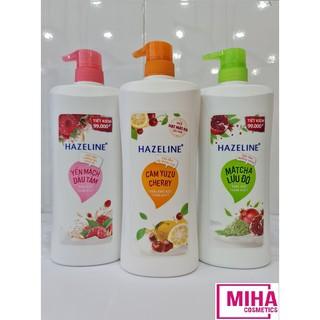 Sữa Tắm Dưỡng Da Hazeline 900gr thumbnail