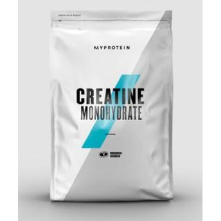 Creatine – Myprotein size 250g – 1kg   Full mùi – Date xa