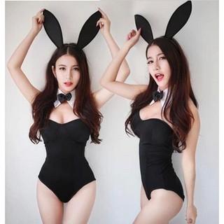 Bộ đồ hóa trang cô gái thỏ gợi cảm