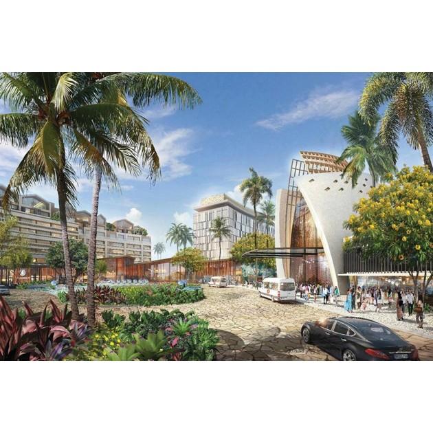 Hồ Chí Minh [Voucher] - Phòng Standard 2N1Đ kèm ăn 03 bữa VinOasis Phú Quốc Resort 4 sao