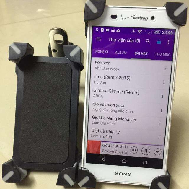 Kẹp điện thoại kiêm giá đỡ dành cho grabbike - 3508852 , 1085504165 , 322_1085504165 , 42000 , Kep-dien-thoai-kiem-gia-do-danh-cho-grabbike-322_1085504165 , shopee.vn , Kẹp điện thoại kiêm giá đỡ dành cho grabbike
