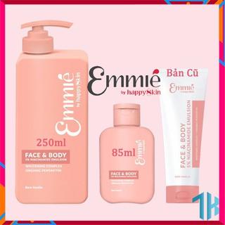 Kem Dưỡng Trắng Da Emmié Face & Body Emulsion 5% Niacinamide 85 ml 150ml 250ml thumbnail