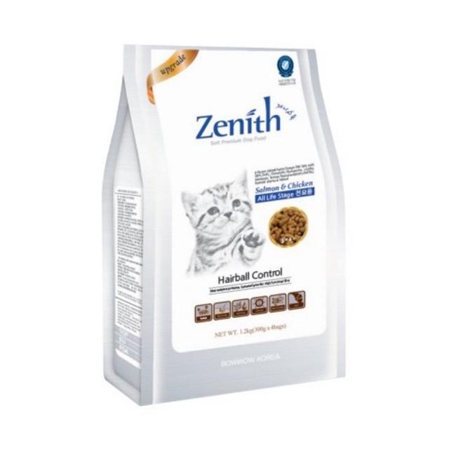 [BB] Thức ăn hạt mềm cho mèo Zenith Hairball chống búi lông 1.2kg - 22415724 , 3914126659 , 322_3914126659 , 370000 , BB-Thuc-an-hat-mem-cho-meo-Zenith-Hairball-chong-bui-long-1.2kg-322_3914126659 , shopee.vn , [BB] Thức ăn hạt mềm cho mèo Zenith Hairball chống búi lông 1.2kg