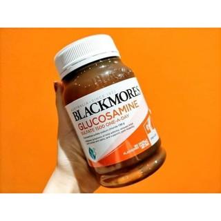 Bổ khớp Blackmores Glucosamine 180 viên Úc mẫu mới