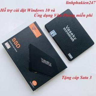 Ổ cứng SSD Vaseky V800 120GB, 240GB - Cài win miễn phí, tặng cáp SATA3, Hàng chính hãng, bảo hành 3 năm thumbnail