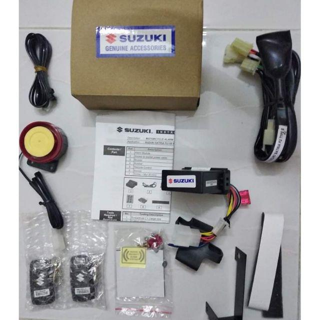 Khóa Chống Trộm Suzuki Satria FI 150