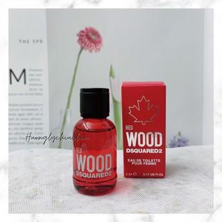 Nước hoa mini Dsquared2 Wood Red 5ml EDT thumbnail