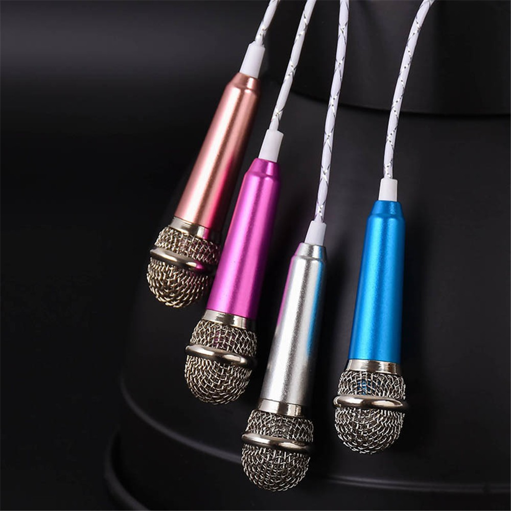 1 Micro Mini Cổng 3.5mm Cho Iphone Android
