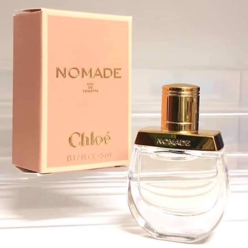 Mini Nữ ] Nước hoa Chloe Nomade EDP mini 5ml | Shopee Việt Nam