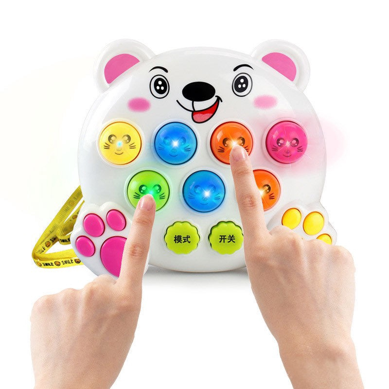Music Musical Play Notes Game Toy Educational Electronic Baby Kids Toys Gift