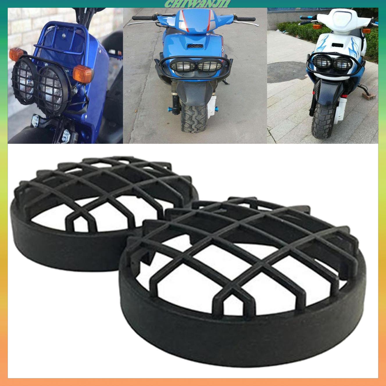 Lưới Bảo Vệ Đèn Pha Chuyên Dụng Cho Xe Mô Tô Yamaha Bws100