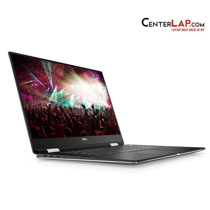 Máy Dell XPS 15 9575 Silver i7 8750G 3.1Ghz,16GB, SSD...