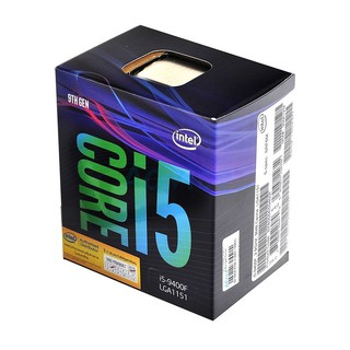 Intel core I5 9400F New Full BOX