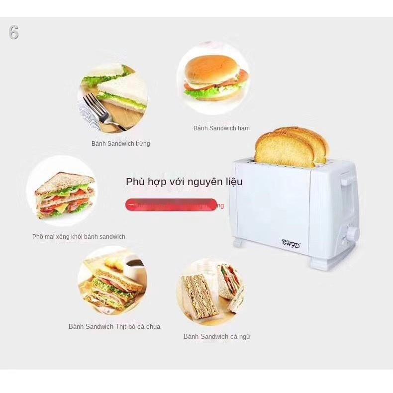 ¤☃Máy làm bánh mì sandwich nhà sản xuất máy nướng bánh mì đa bếp lò ăn sáng máy làm nóng máy nướng bánh mì