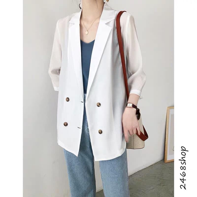 Vest cotton mềm mát lịch sự - 23015234 , 2343028947 , 322_2343028947 , 370000 , Vest-cotton-mem-mat-lich-su-322_2343028947 , shopee.vn , Vest cotton mềm mát lịch sự