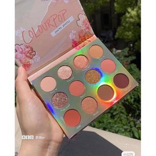 (Có sẵn) Bảng mắt colourpop sweet talk chính hãng sale