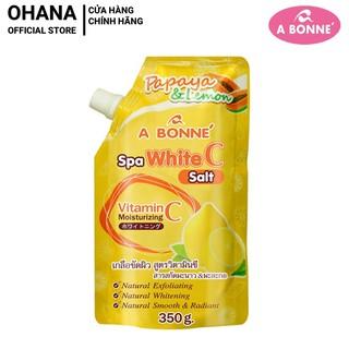 Muối Tắm Sữa Bò Tẩy Tế Bào Chết A Bonne Spa Vitamin C 350g thumbnail