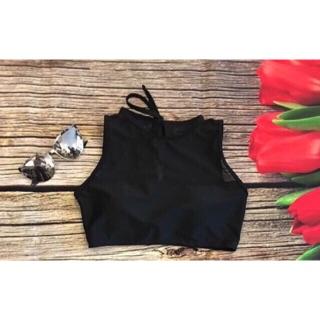 Áo Bơi Lẻ Bikini Đen 1-6 Mẫu thumbnail