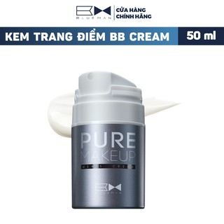 Kem Trang Điểm BB Cream Pure Makeup BLUEMAN 50ml ZL77 thumbnail