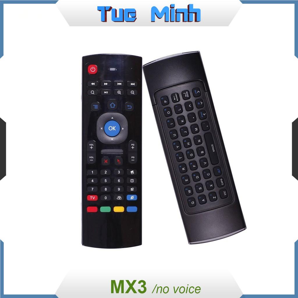 Chuột bay điều khiển không dây Mouse Air MX3 cho các thiết bị Android - Không có voice - 3061372 , 703836928 , 322_703836928 , 190000 , Chuot-bay-dieu-khien-khong-day-Mouse-Air-MX3-cho-cac-thiet-bi-Android-Khong-co-voice-322_703836928 , shopee.vn , Chuột bay điều khiển không dây Mouse Air MX3 cho các thiết bị Android - Không có voice