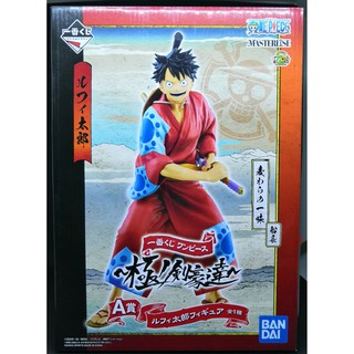 Mô hình Ichiban Kuji One Piece Kiwami no Kengou tachi A Luffy Taro Figure