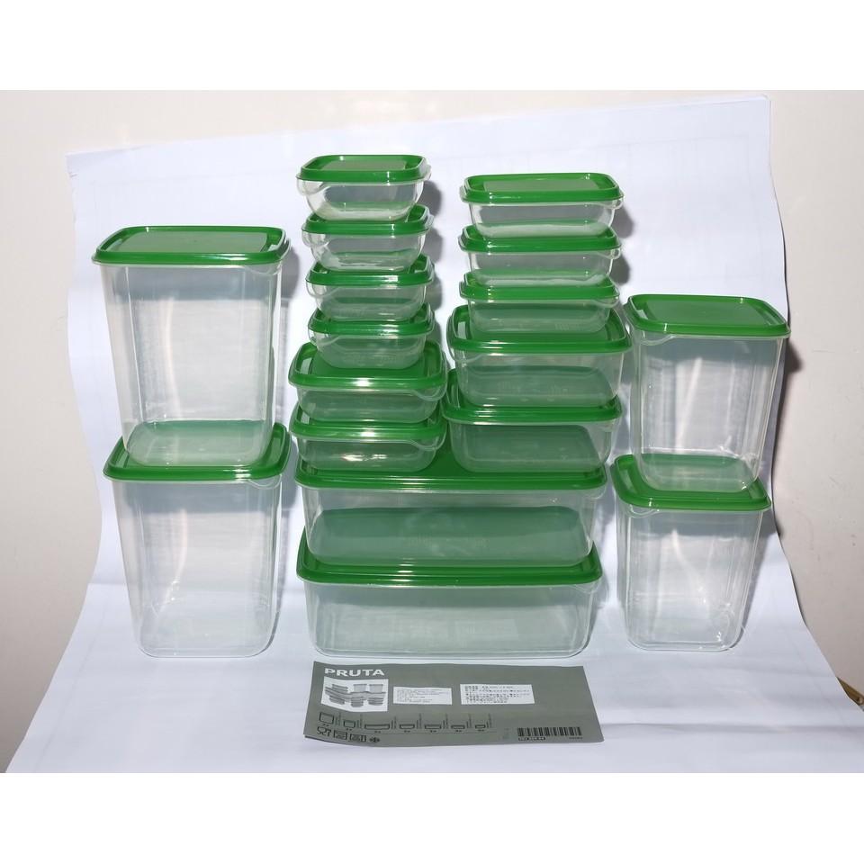 Compo 3 bộ 17 hộp nhựa đựng thực phẩm cao cấp - 2726581 , 460375198 , 322_460375198 , 275000 , Compo-3-bo-17-hop-nhua-dung-thuc-pham-cao-cap-322_460375198 , shopee.vn , Compo 3 bộ 17 hộp nhựa đựng thực phẩm cao cấp