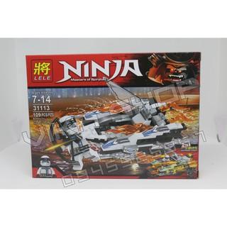 Bộ xếp hình lego ninjago NJ1-2