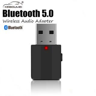 Đầu thu/phát âm thanh không dây KEBIDUMEI kết nối Bluetooth5.0 2 trong 1 tiện dụng