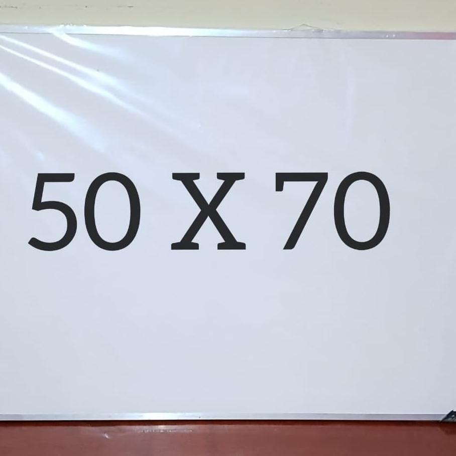 Bảng Trắng 2 Mặt 50x70cm Dành Cho Trẻ Em
