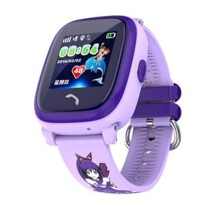 [Mã ELMALL300 giảm 7% đơn 500K] Đồng hồ định vị trẻ em DF25 JVJ - Hỗ trợ tiếng Việt lắp sim nghe gọi hai chiều