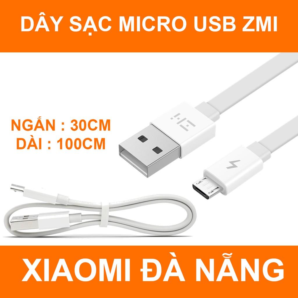 Cáp sạc nhanh Micro USB ZMI