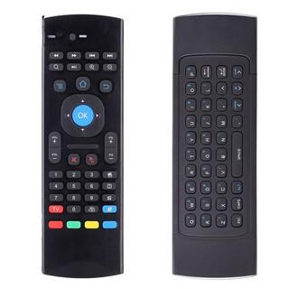 Chuột không dây Kiêm Bàn Phím Cho Smart Tivi, không hỗ trợ giọng nói thumbnail