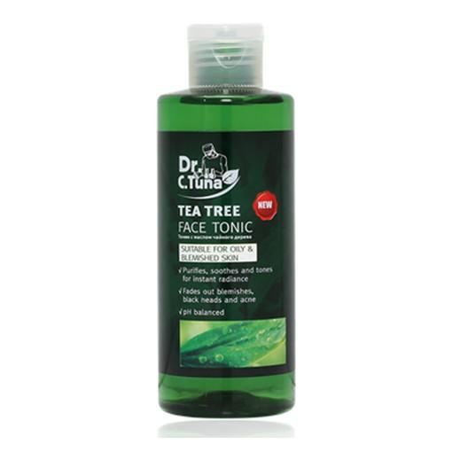 Nước Hoa Hồng Trị Mụn Dr. C.Tuna Tea Tree Face Tonic