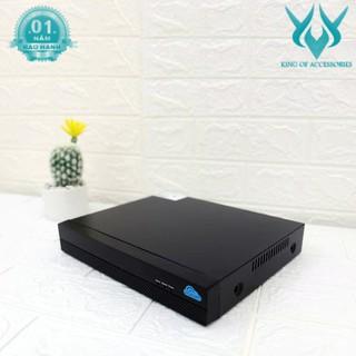 Đầu ghi Vitacam NVR V8 dành cho camera IP không dây, kết nối 8 kênh cùng lúc, mẫu mới nhỏ gọn, hỗ trợ ổ cứng đến 4000GB