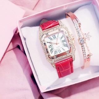 Đồng hồ đeo tay thời trang Vokali nam nữ cực đẹp DH46 phong cách