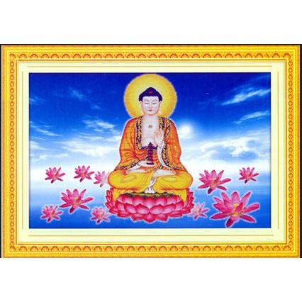 Dược Sư Lưu Ly Quang Phật (In 5D)
