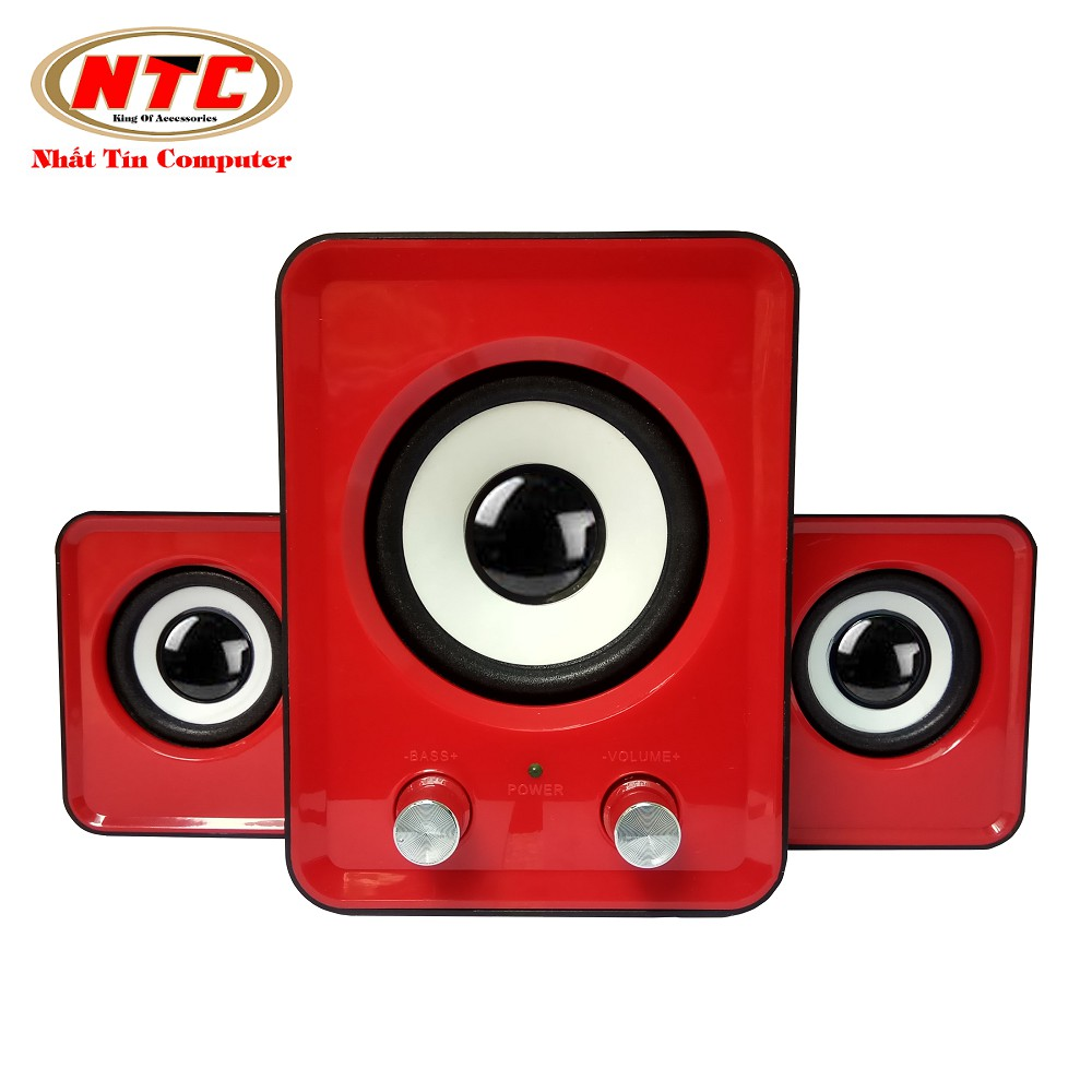 Loa máy tính NTC S-202 2.1 (Đỏ) - 2515709 , 439872423 , 322_439872423 , 146000 , Loa-may-tinh-NTC-S-202-2.1-Do-322_439872423 , shopee.vn , Loa máy tính NTC S-202 2.1 (Đỏ)