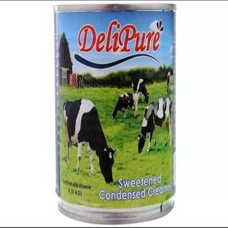 Combo 10 Sữa đặc có đường Delipure 380g/lon