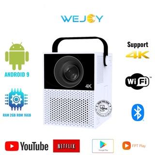 Máy chiếu cầm tay Wejoy Y2 Pro Full HD hỗ trợ 4K thumbnail