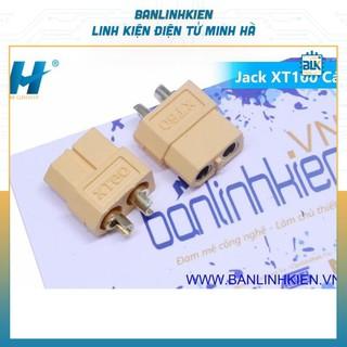 Đầu Jack Chuyển Đổi Nguồn XT60